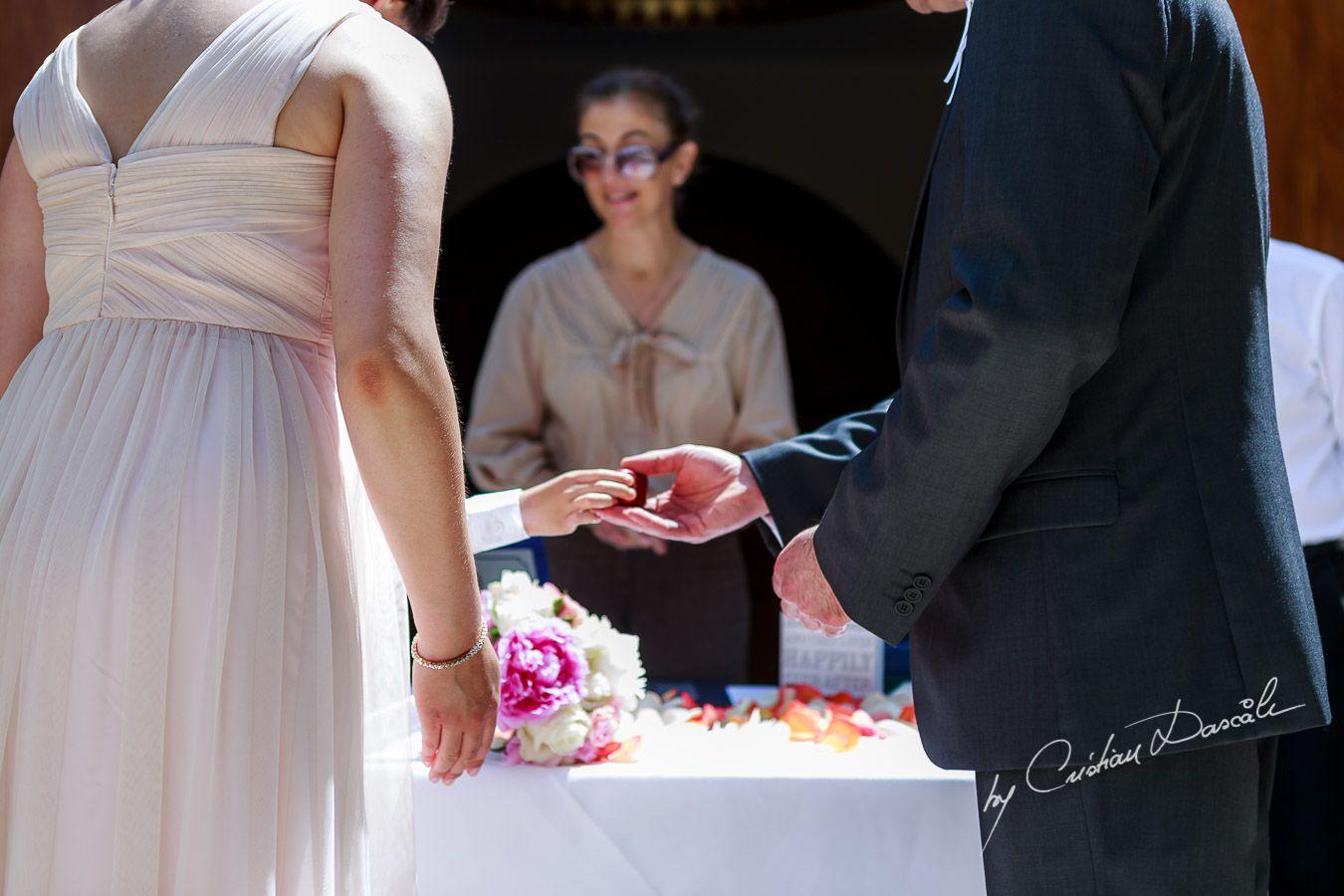 Le Meridien Wedding Limassol - George and Nicole - 21