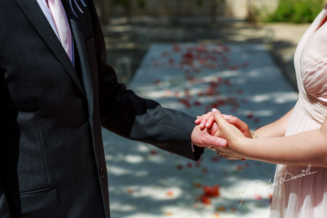 Le Meridien Wedding Limassol - George and Nicole - 22