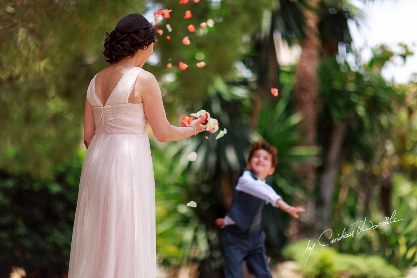 Le Meridien Wedding Limassol - George and Nicole - 27