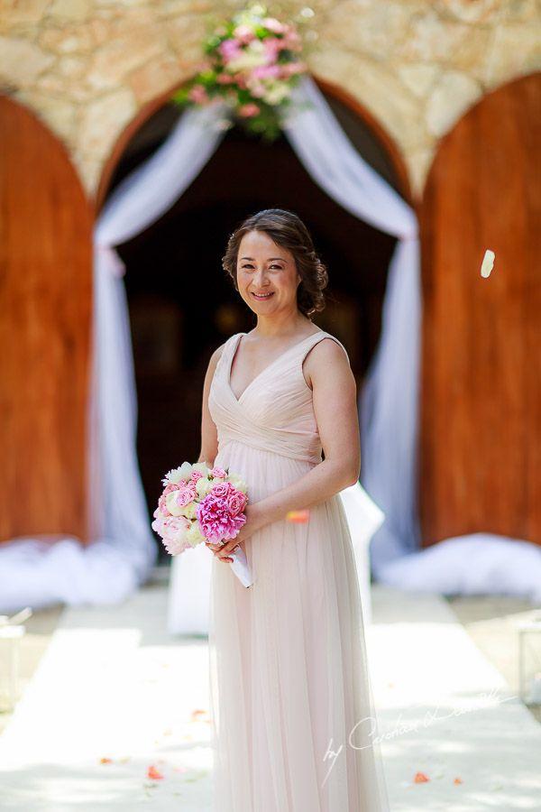 Le Meridien Wedding Limassol - George and Nicole - 28