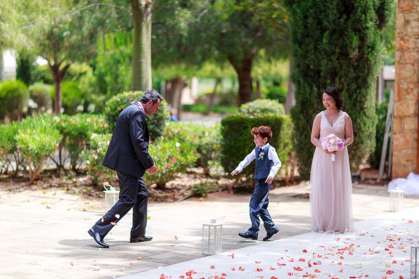 Le Meridien Wedding Limassol - George and Nicole - 32