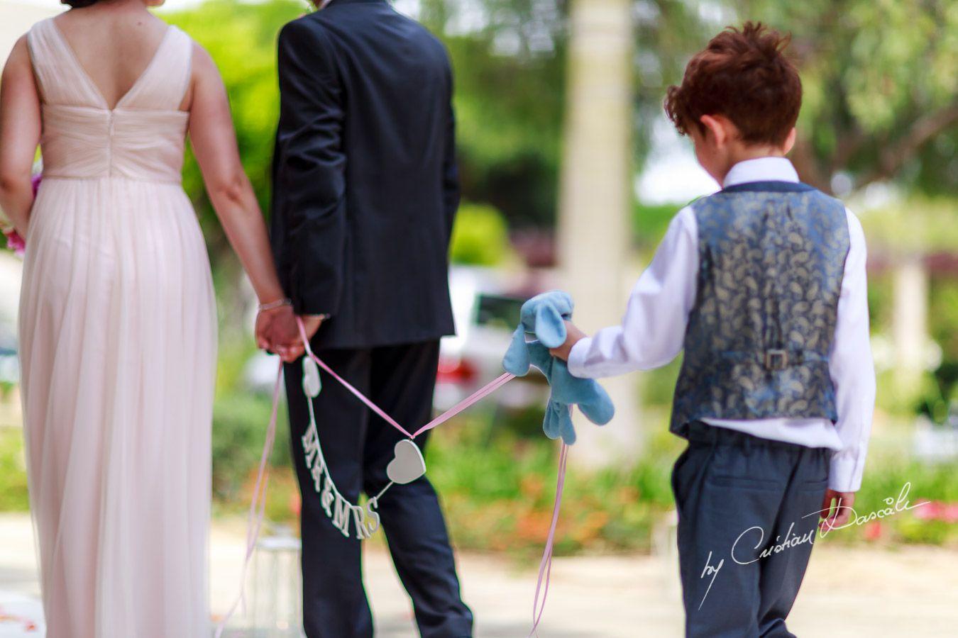 Le Meridien Wedding Limassol - George and Nicole - 33