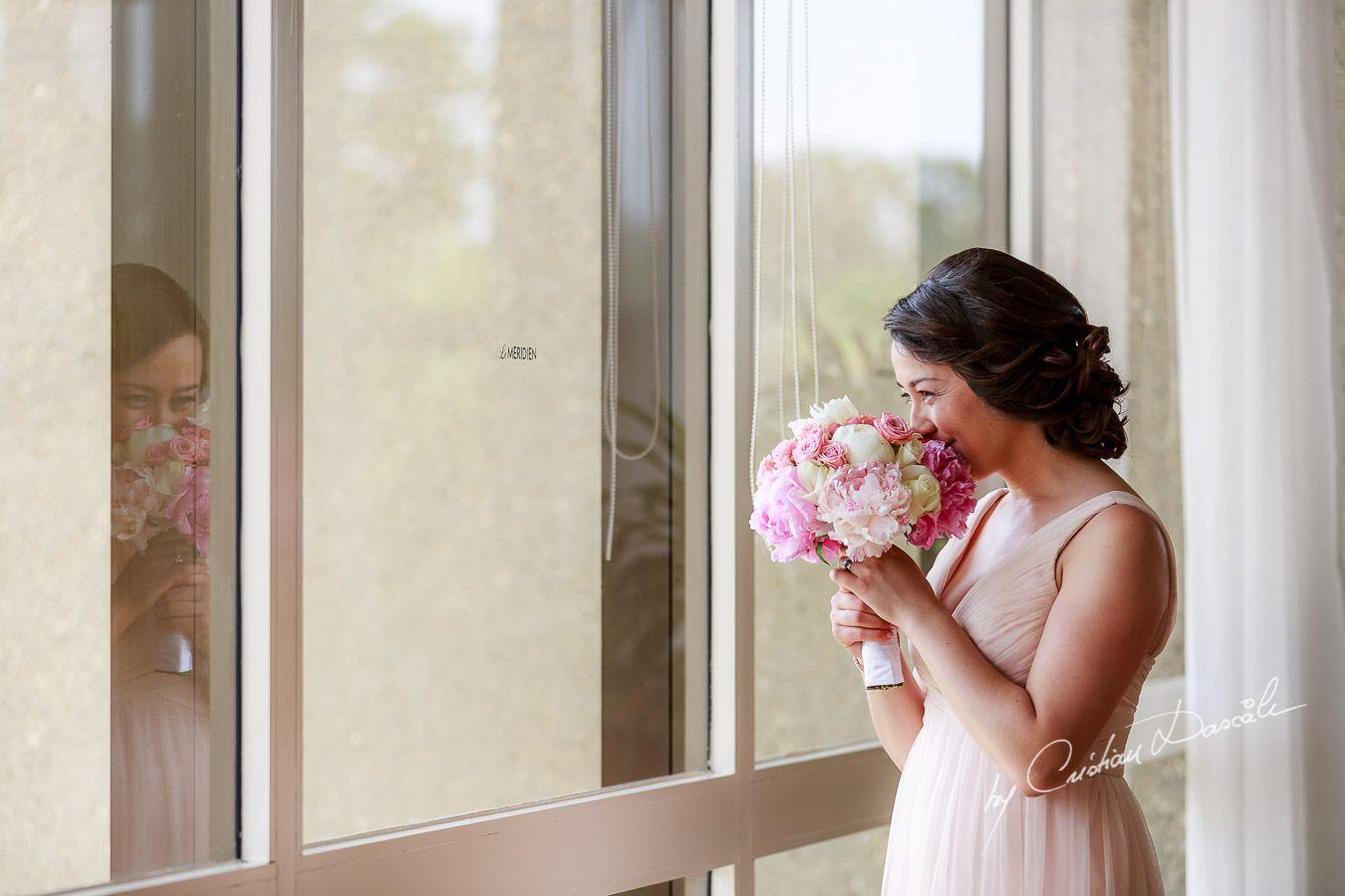 Le Meridien Wedding Limassol - George and Nicole - 38