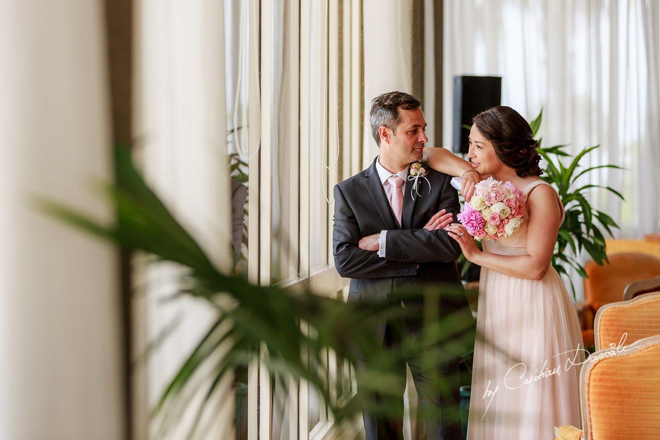 Le Meridien Wedding Limassol - George and Nicole - 41