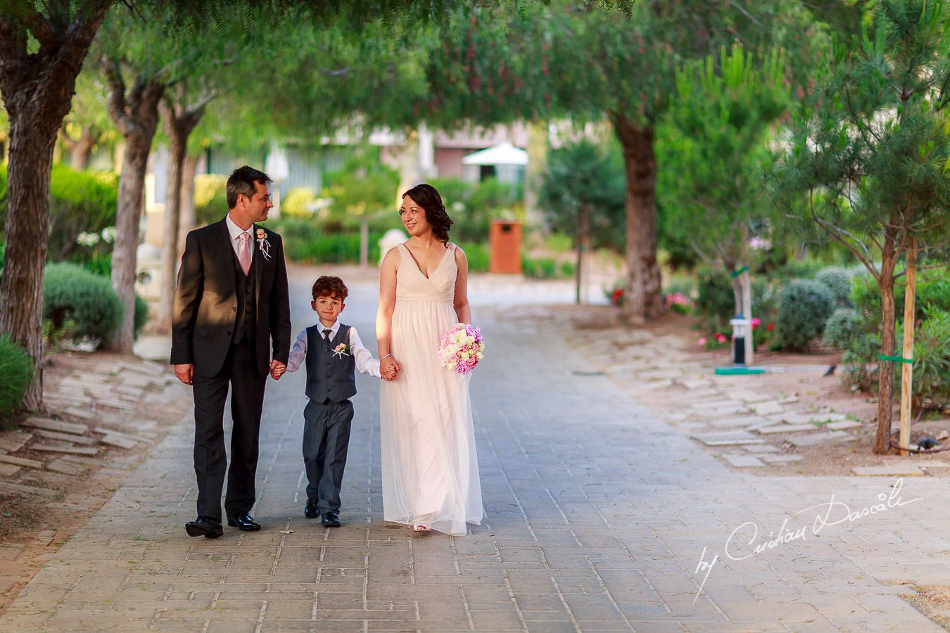 Le Meridien Wedding Limassol - George and Nicole - 47