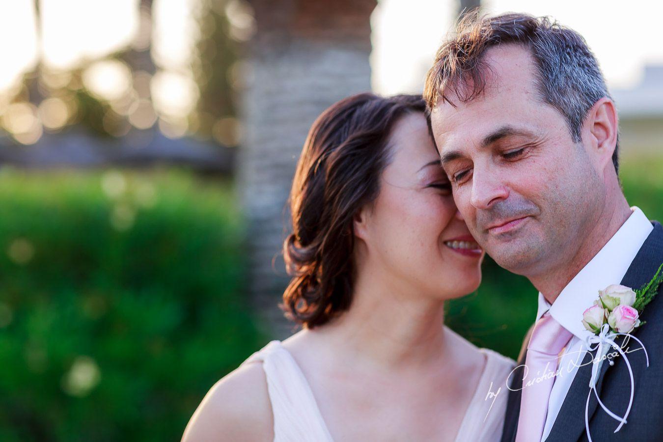 Le Meridien Wedding Limassol - George and Nicole - 49