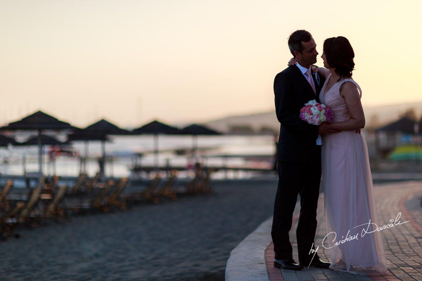Le Meridien Wedding Limassol - George and Nicole - 50