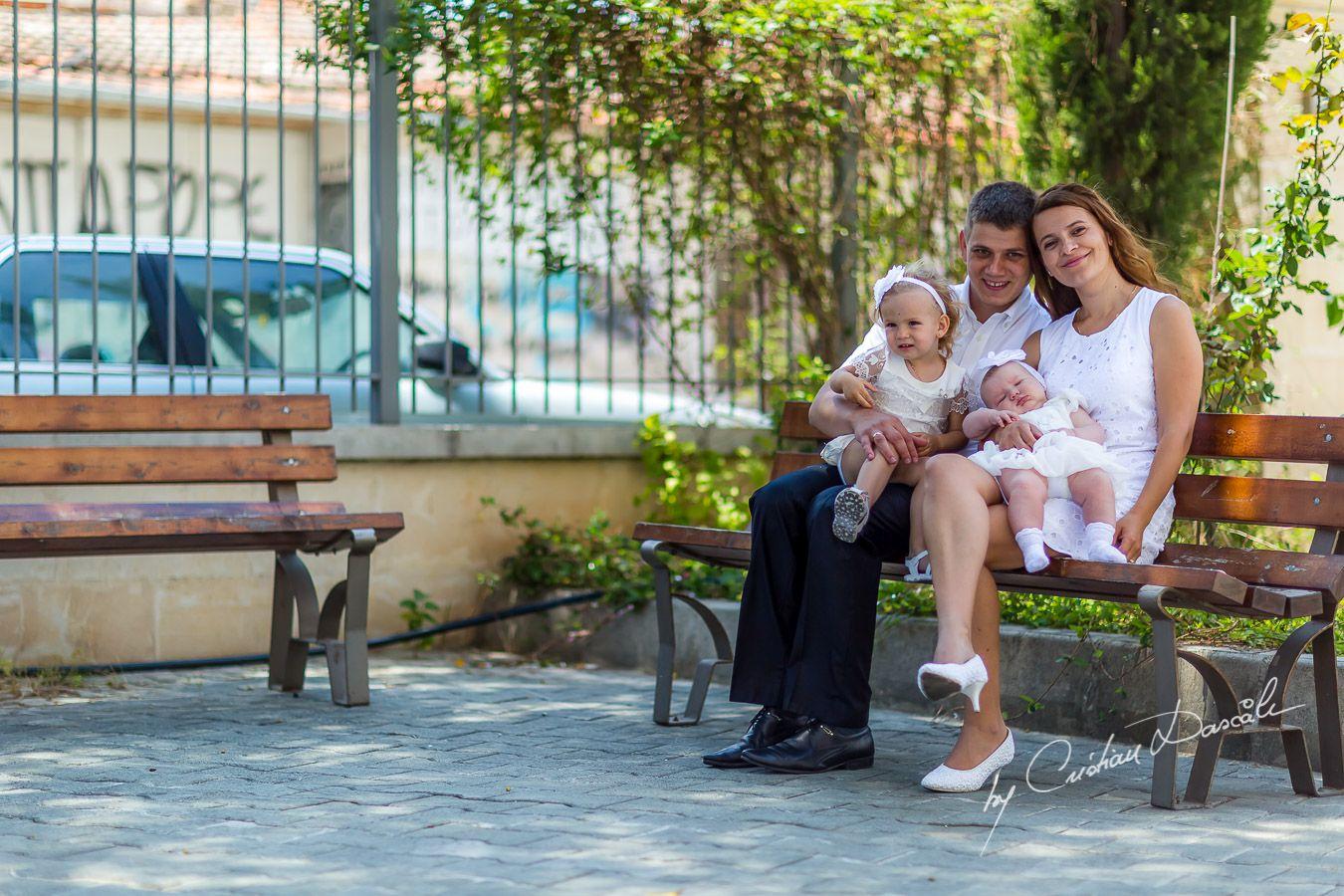 Modern Limassol Christening Photographer - 26