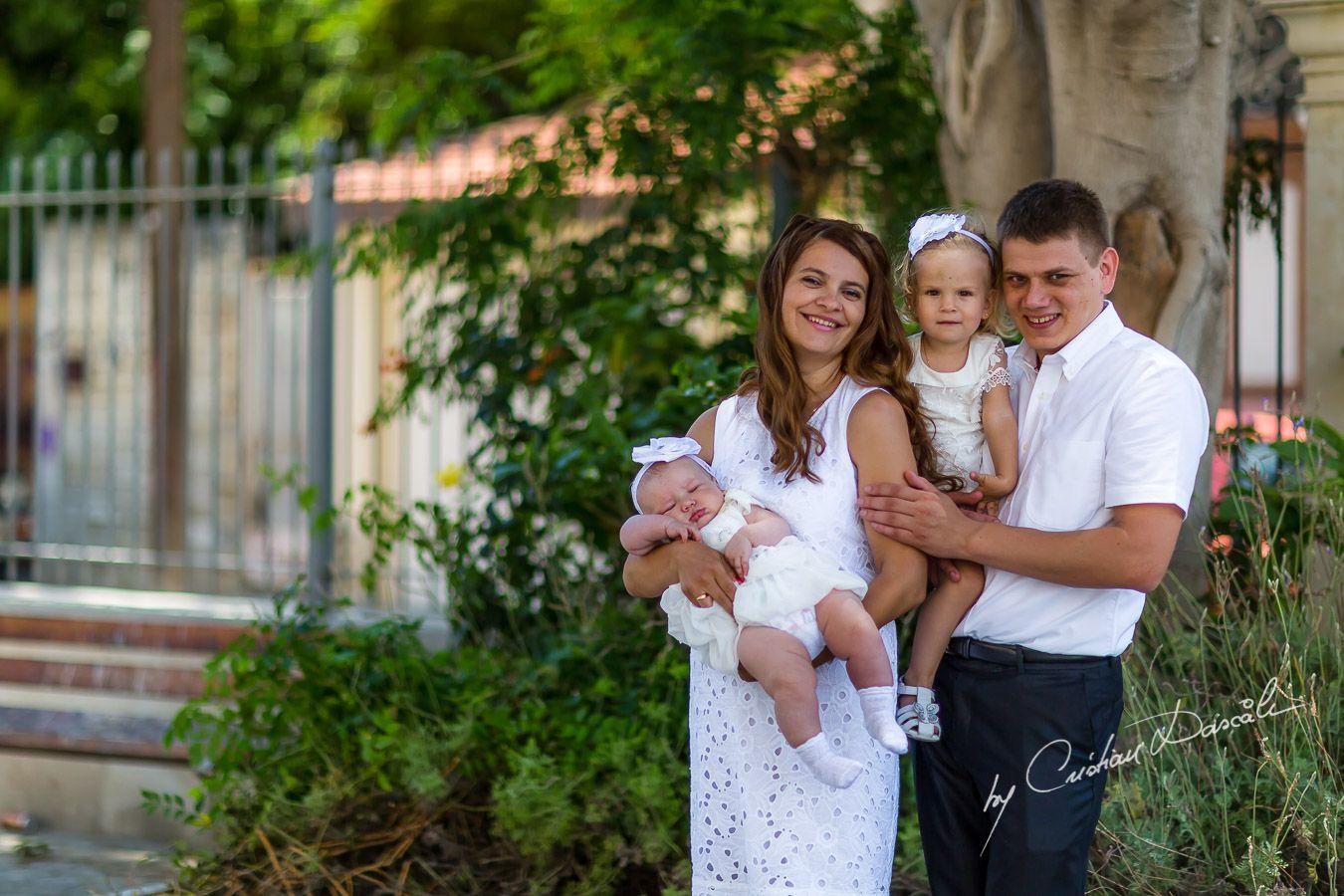 Modern Limassol Christening Photographer - 27