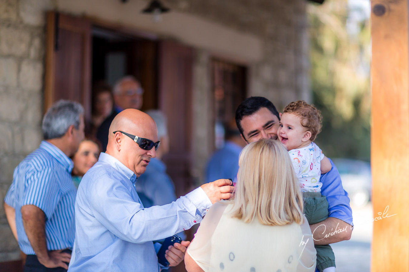 Beautiful Baptism Photography in Cyprus - 09