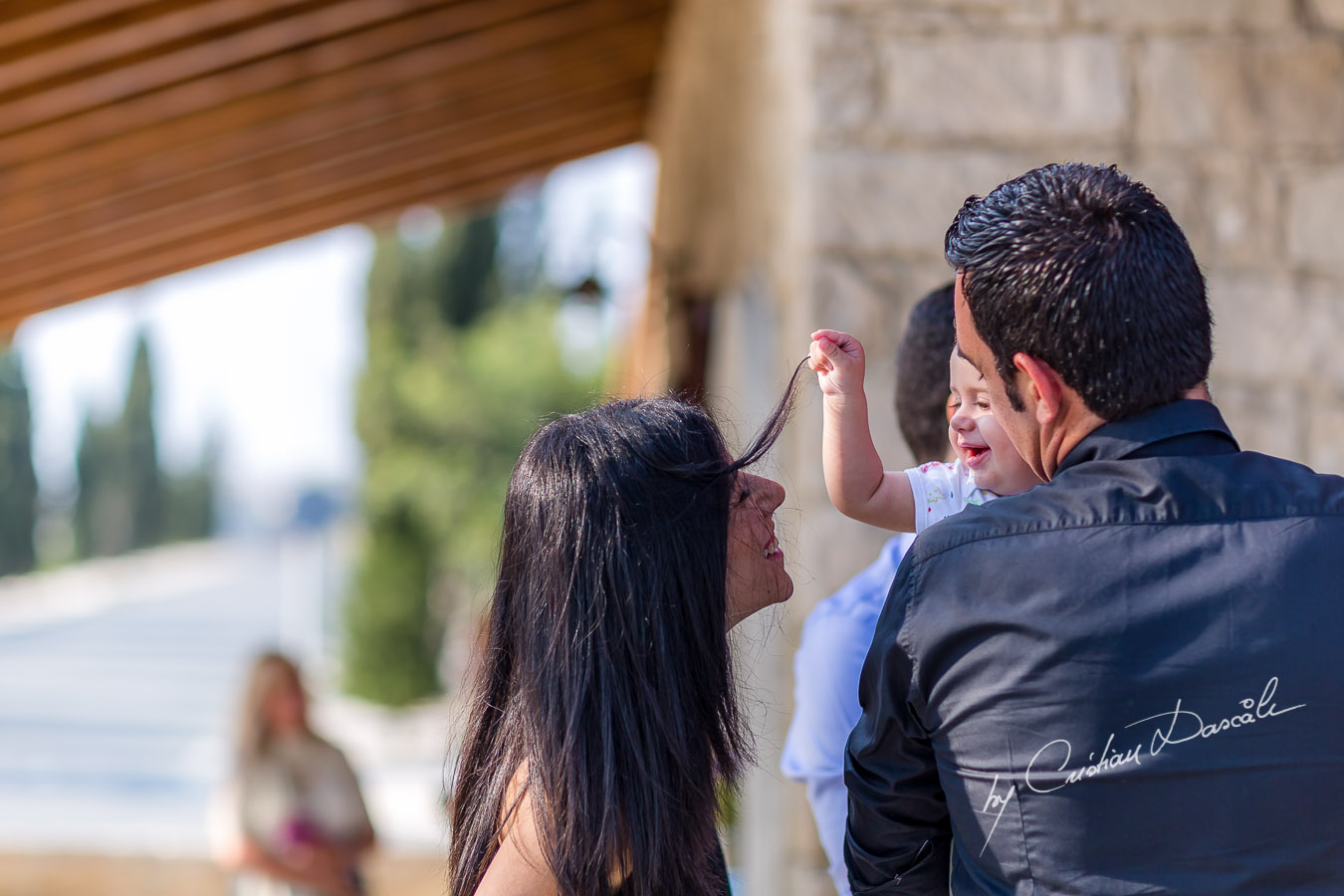 Beautiful Baptism Photography in Cyprus - 10