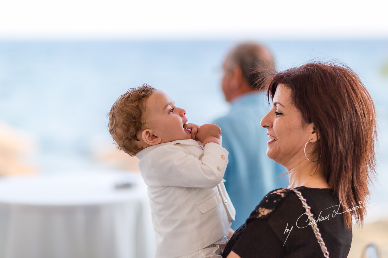 Beautiful Baptism Photography in Cyprus - 19
