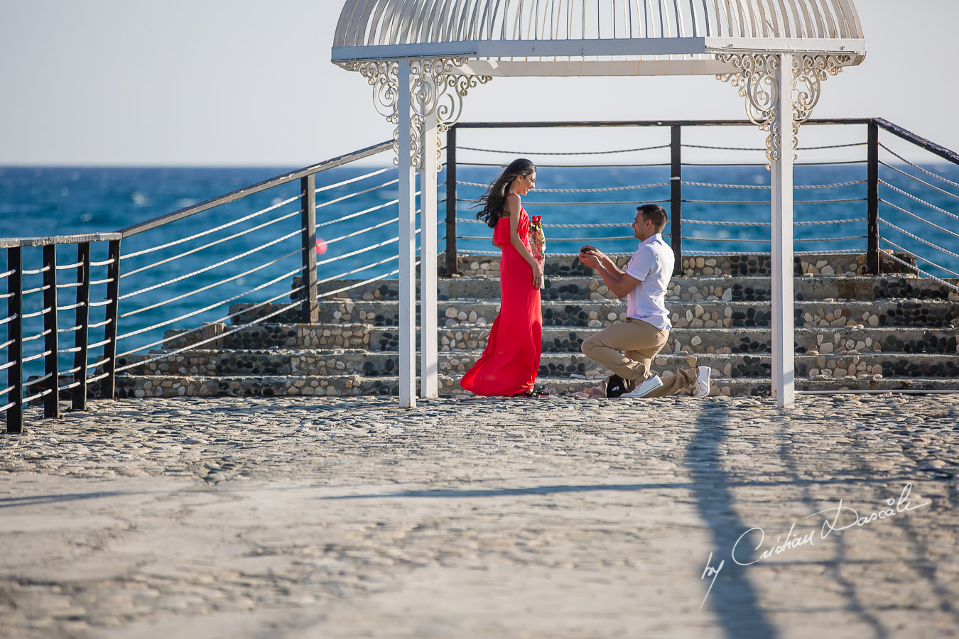 Beach Proposal Photo Session - 12