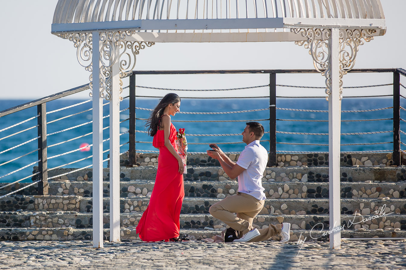 Beach Proposal Photo Session - 13