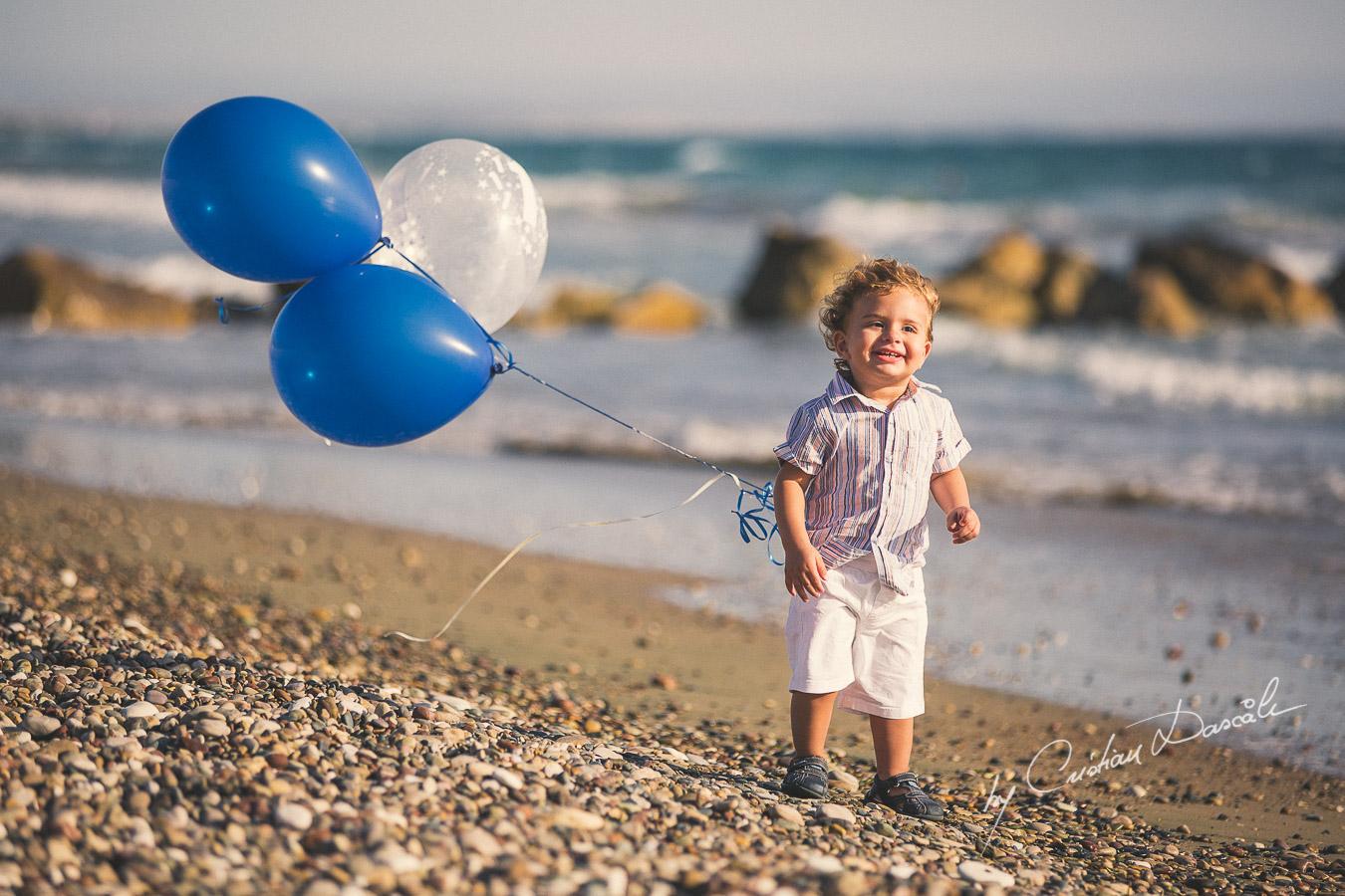 Amazing Limassol Anniversary Photography - Andreas is 1. Photographer: Cristian Dascalu