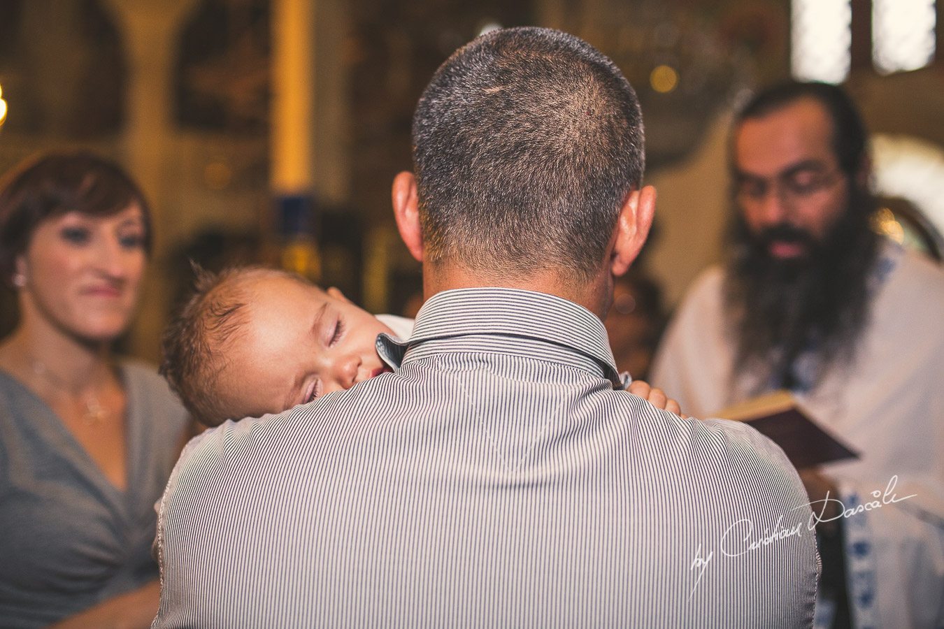 Melting Christening Photography in Limassol with Thomas. Photography by Cristian Dascalu