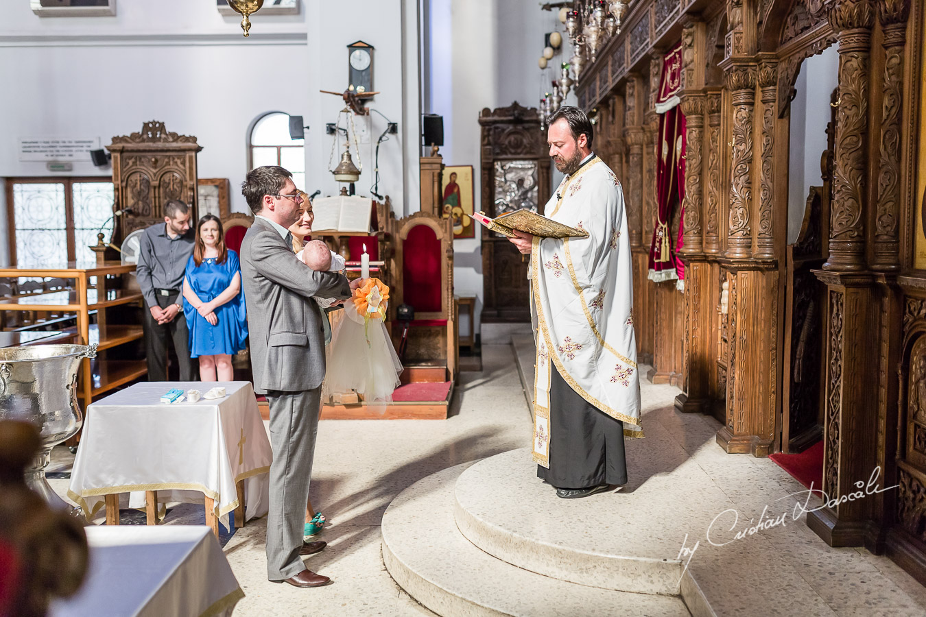Cyprus christening photographer - 15