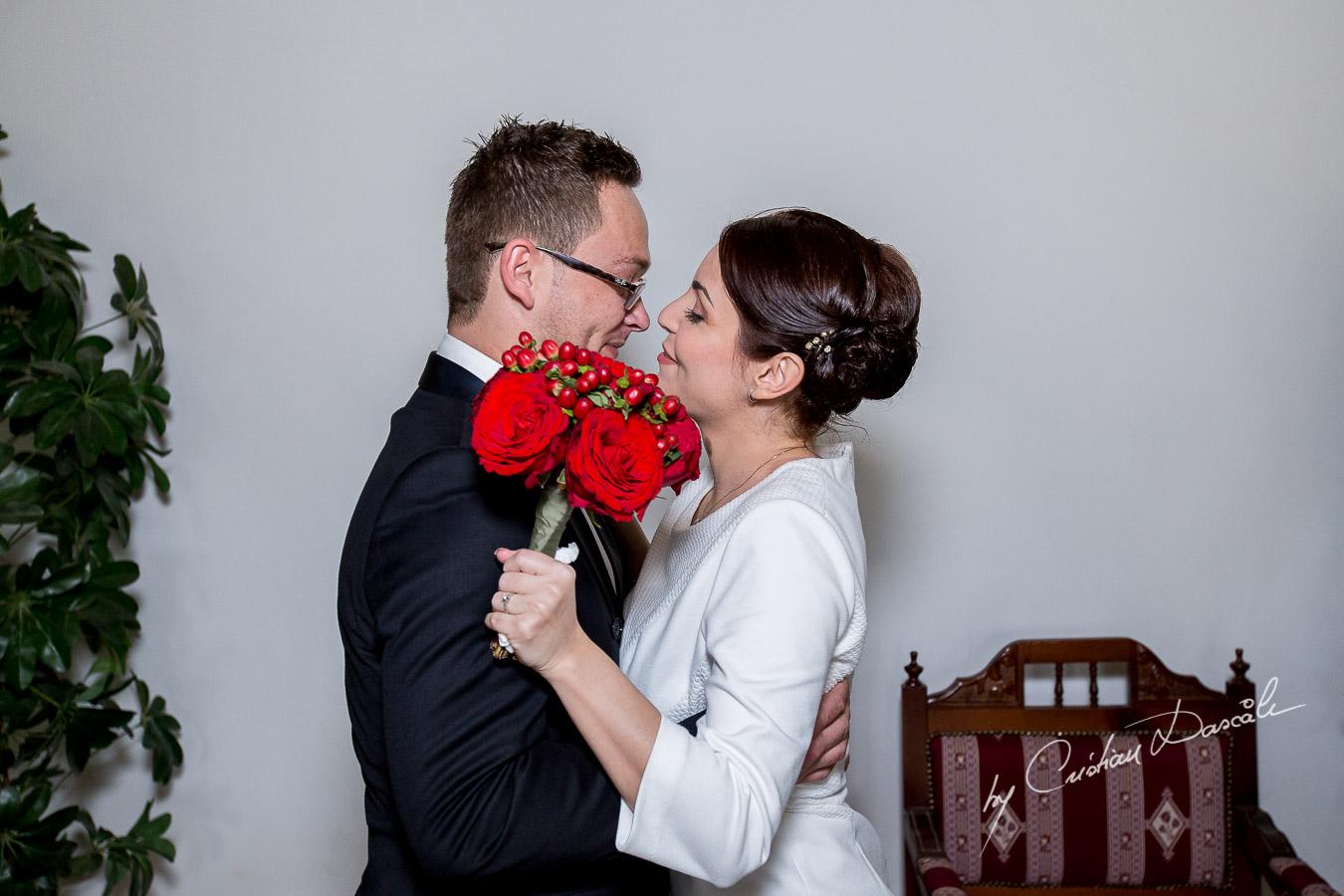 Simple Marriage Ceremony - Irina & Dragos 06