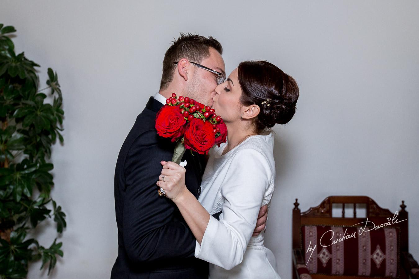 Simple Marriage Ceremony - Irina & Dragos 07