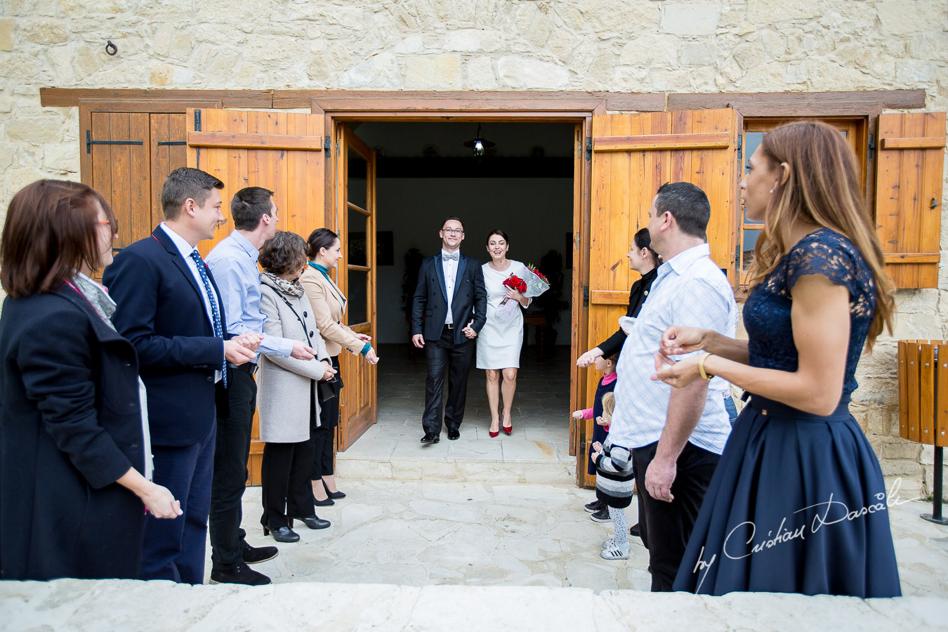Simple Marriage Ceremony - Irina & Dragos 08