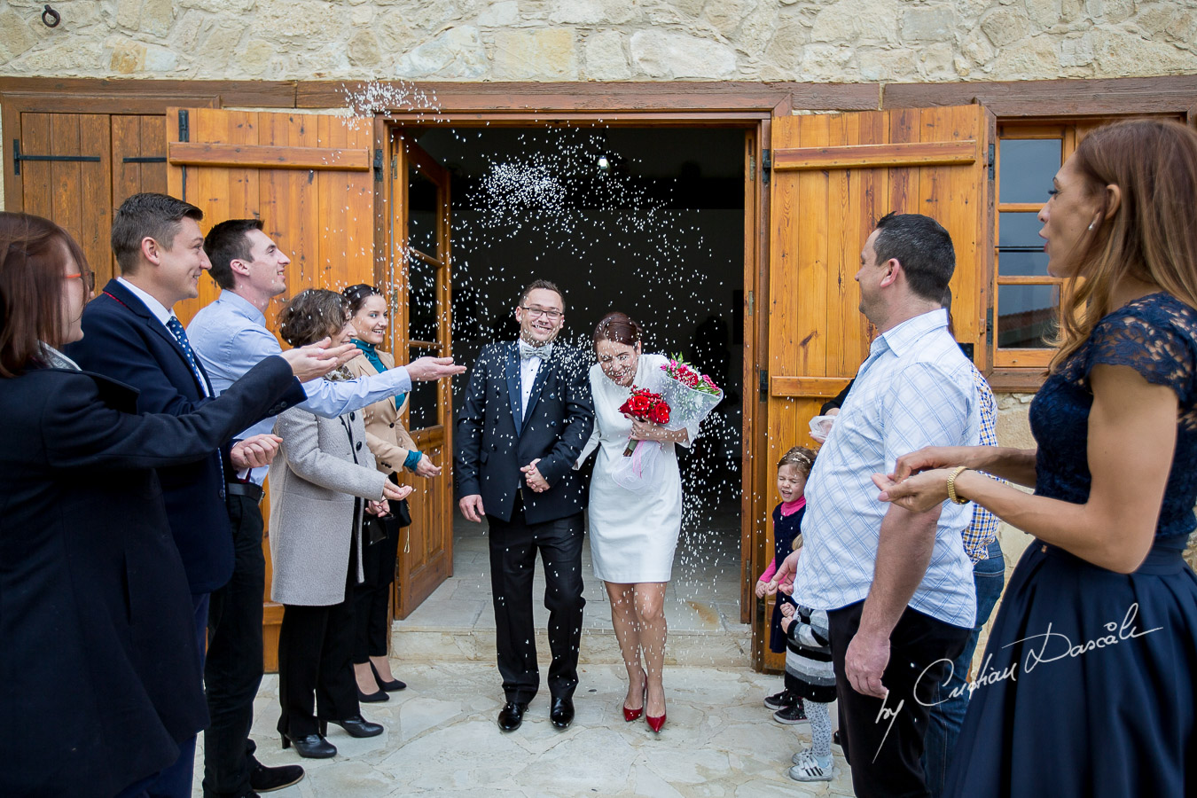 Simple Marriage Ceremony - Irina & Dragos 09