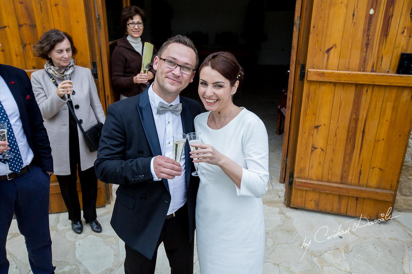 Simple Marriage Ceremony - Irina & Dragos 12