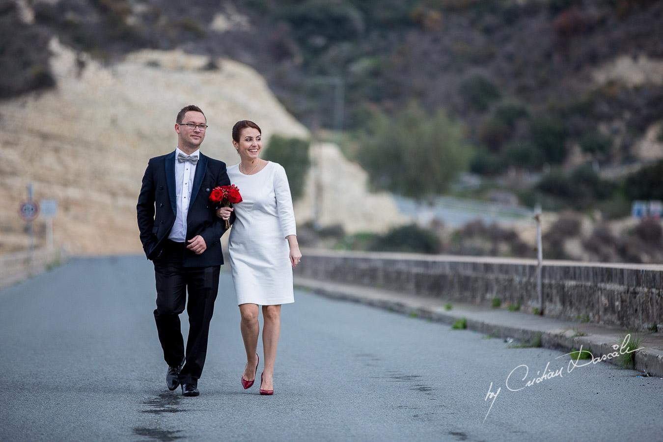 Simple Marriage Ceremony - Irina & Dragos 14