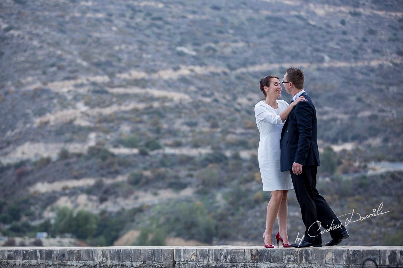 Simple Marriage Ceremony - Irina & Dragos 16