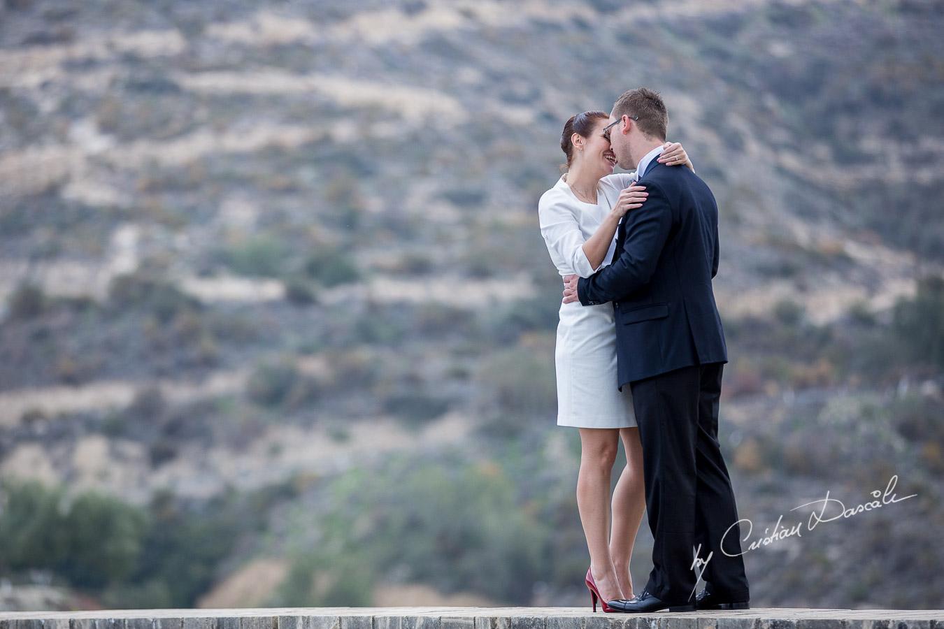 Simple Marriage Ceremony - Irina & Dragos 17