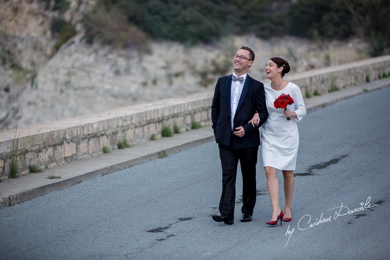 Simple Marriage Ceremony - Irina & Dragos 18