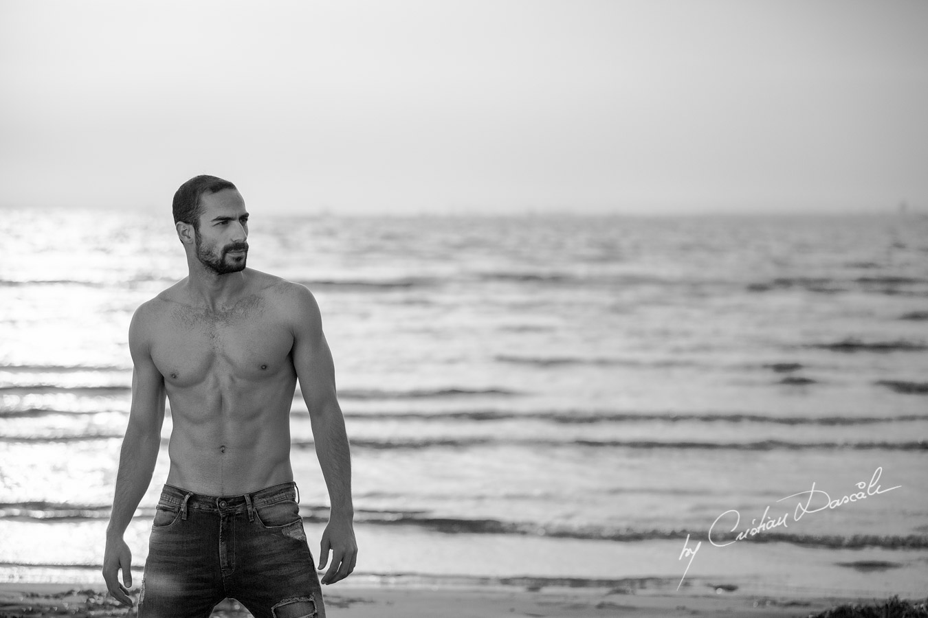Model Photo-shoot at Saint Raphael Beach - 08