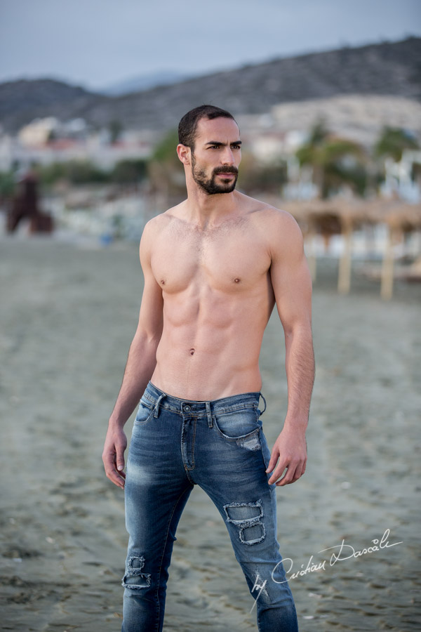 Model Photo-shoot at Saint Raphael Beach - 10