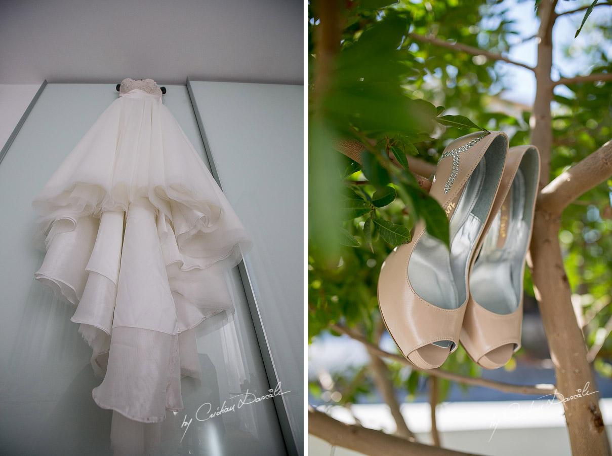 Wedding of Costas & Maria - Nicosia, Agios Dometios 03