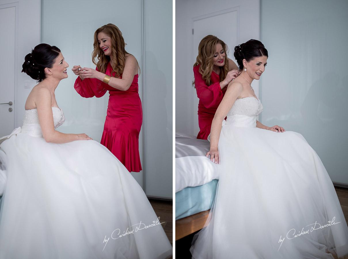 Wedding of Costas & Maria - Nicosia, Agios Dometios 08