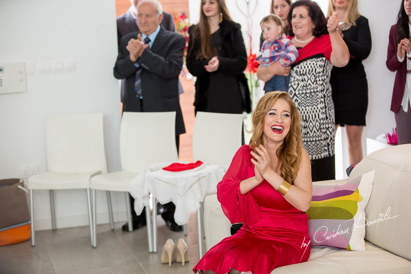 Wedding of Costas & Maria - Nicosia, Agios Dometios 11