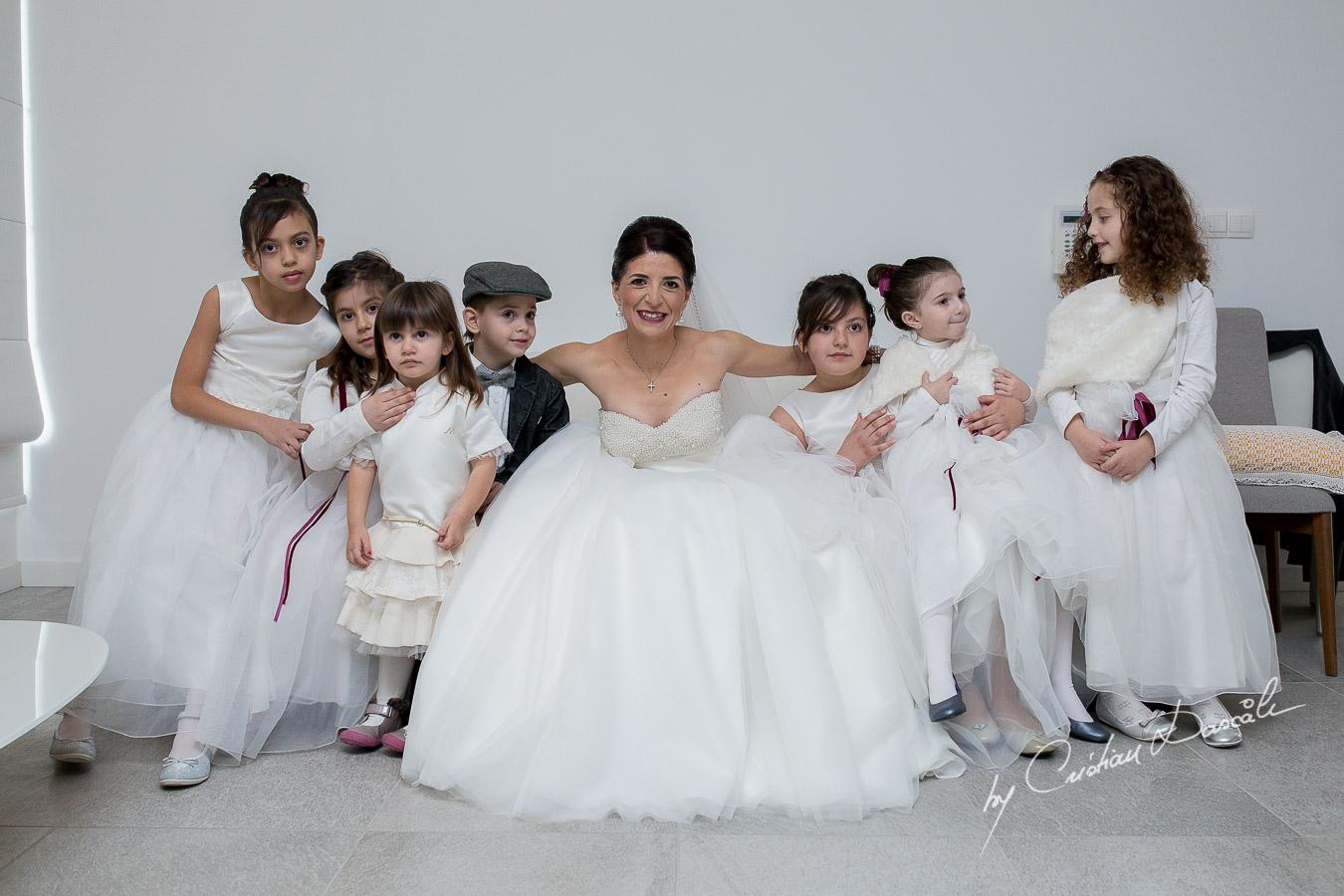 Wedding of Costas & Maria - Nicosia, Agios Dometios 14