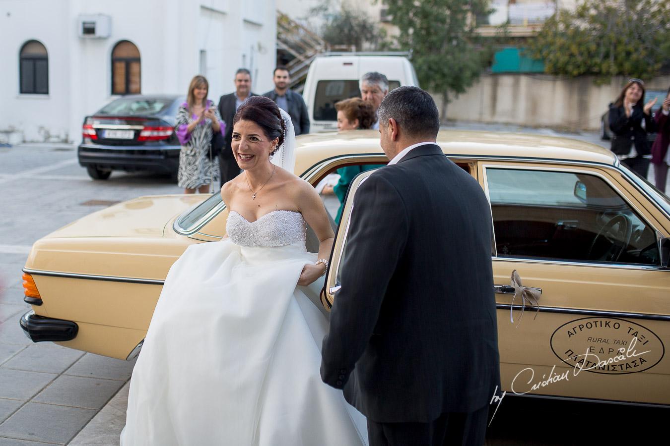 Wedding of Costas & Maria - Nicosia, Agios Dometios 21