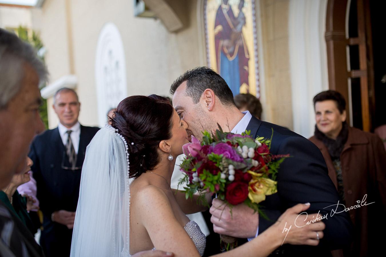 Wedding of Costas & Maria - Nicosia, Agios Dometios 23