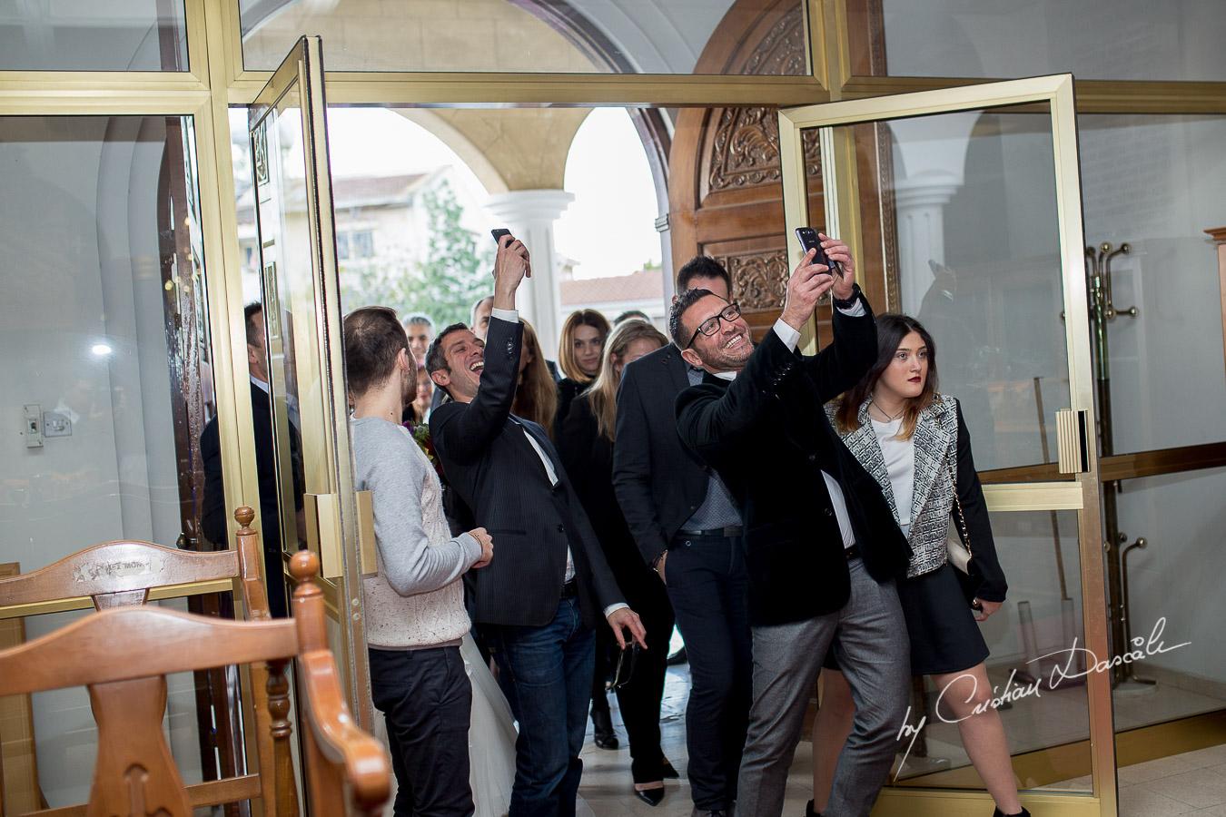 Wedding of Costas & Maria - Nicosia, Agios Dometios 25