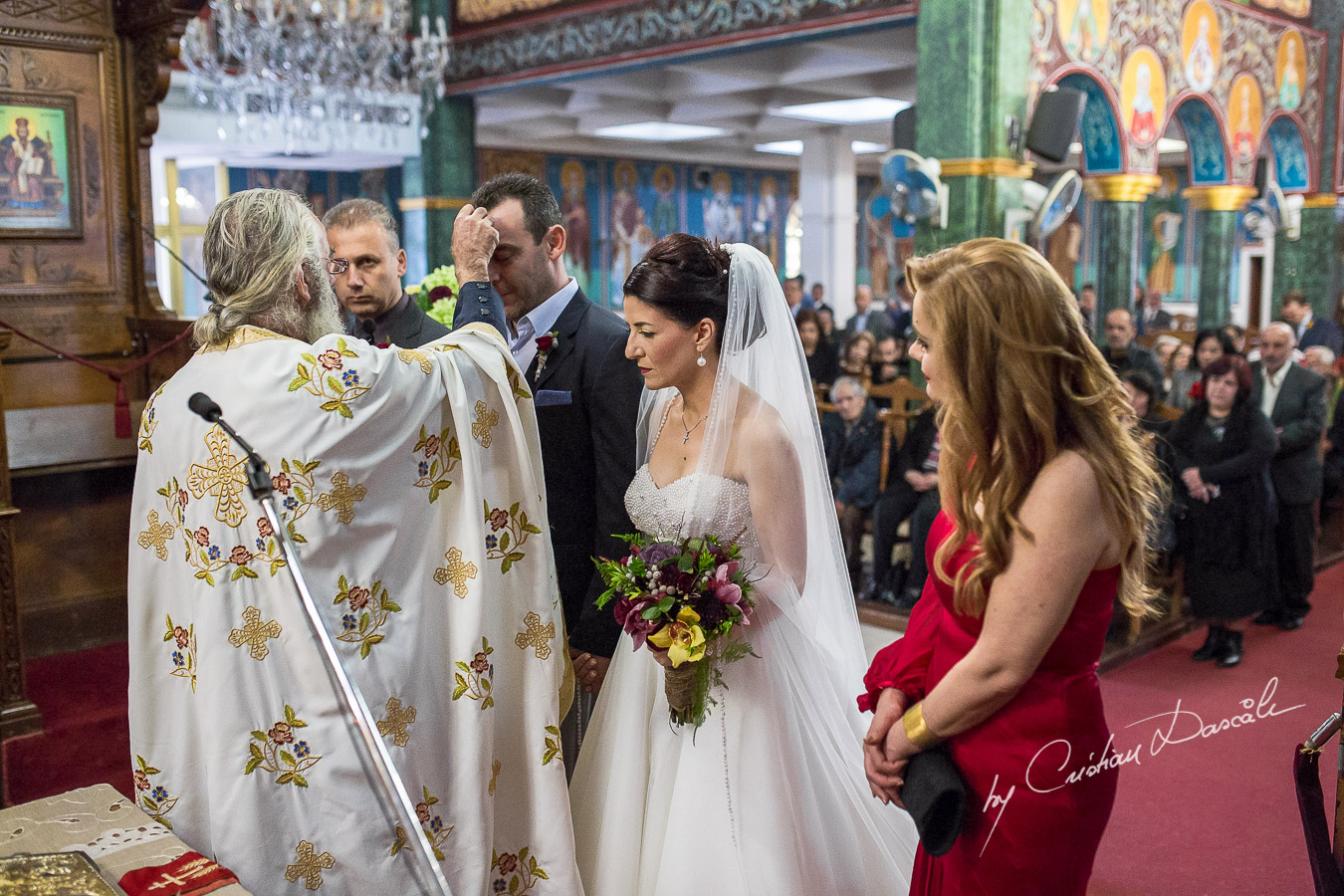 Wedding of Costas & Maria - Nicosia, Agios Dometios 27