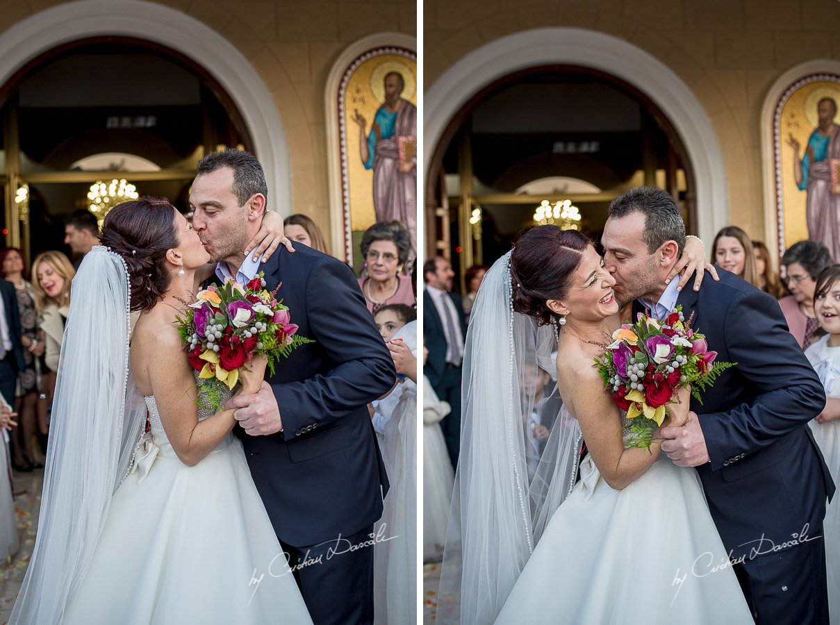 Wedding of Costas & Maria - Nicosia, Agios Dometios 35