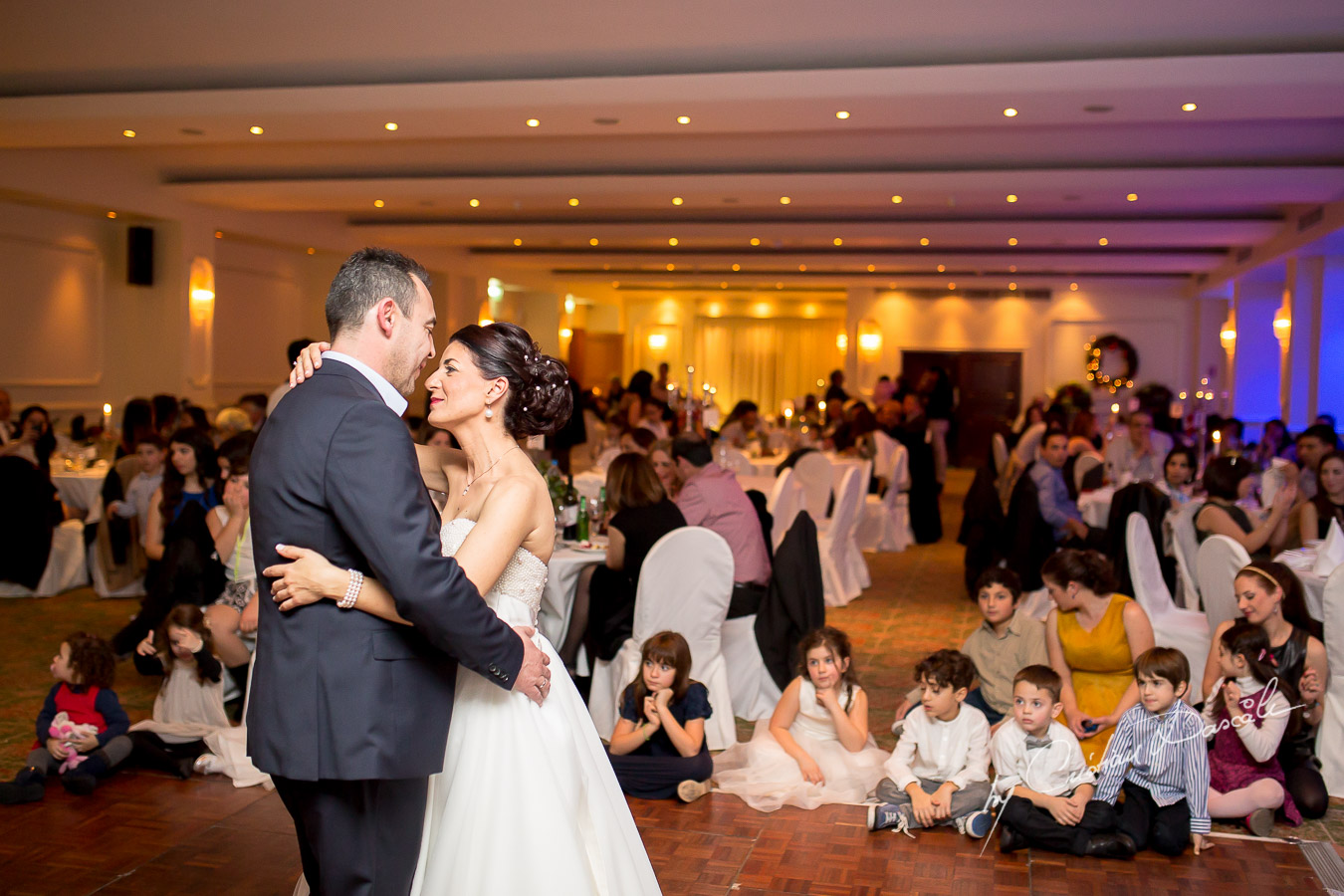 Wedding of Costas & Maria - Nicosia, Agios Dometios 46