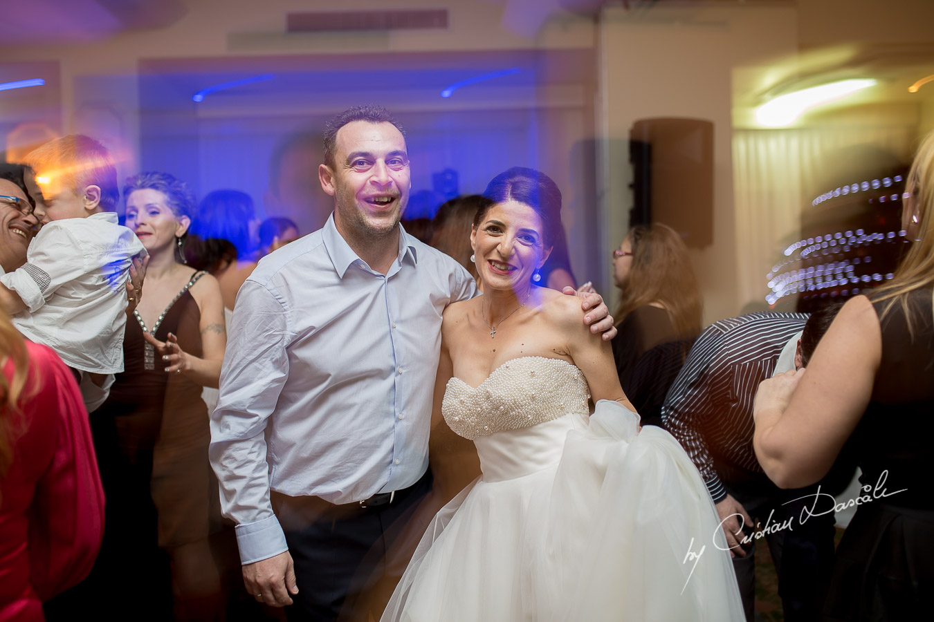 Wedding of Costas & Maria - Nicosia, Agios Dometios 47