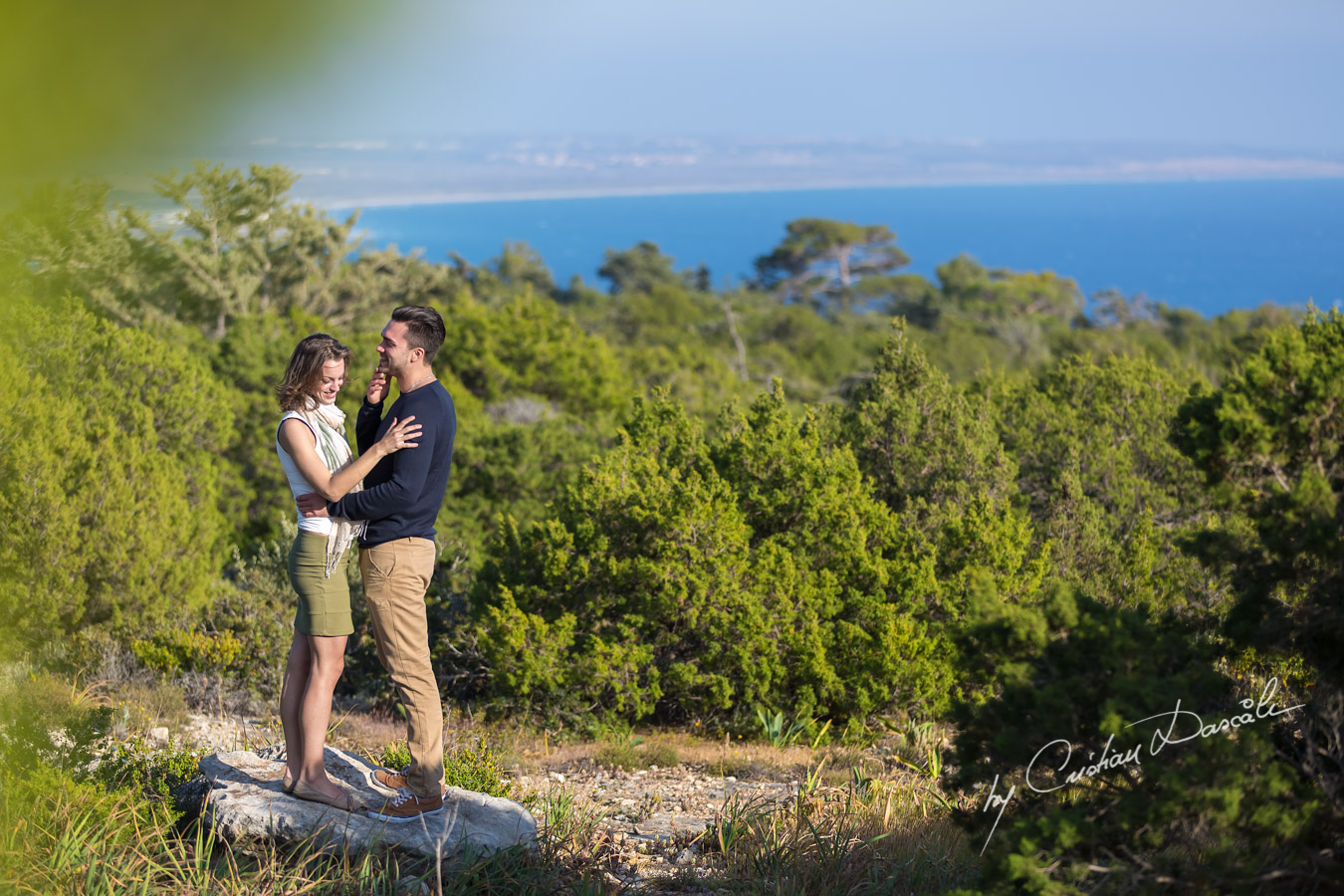 Love at first sight - Karen & Martins at Kurion Cyprus - 01