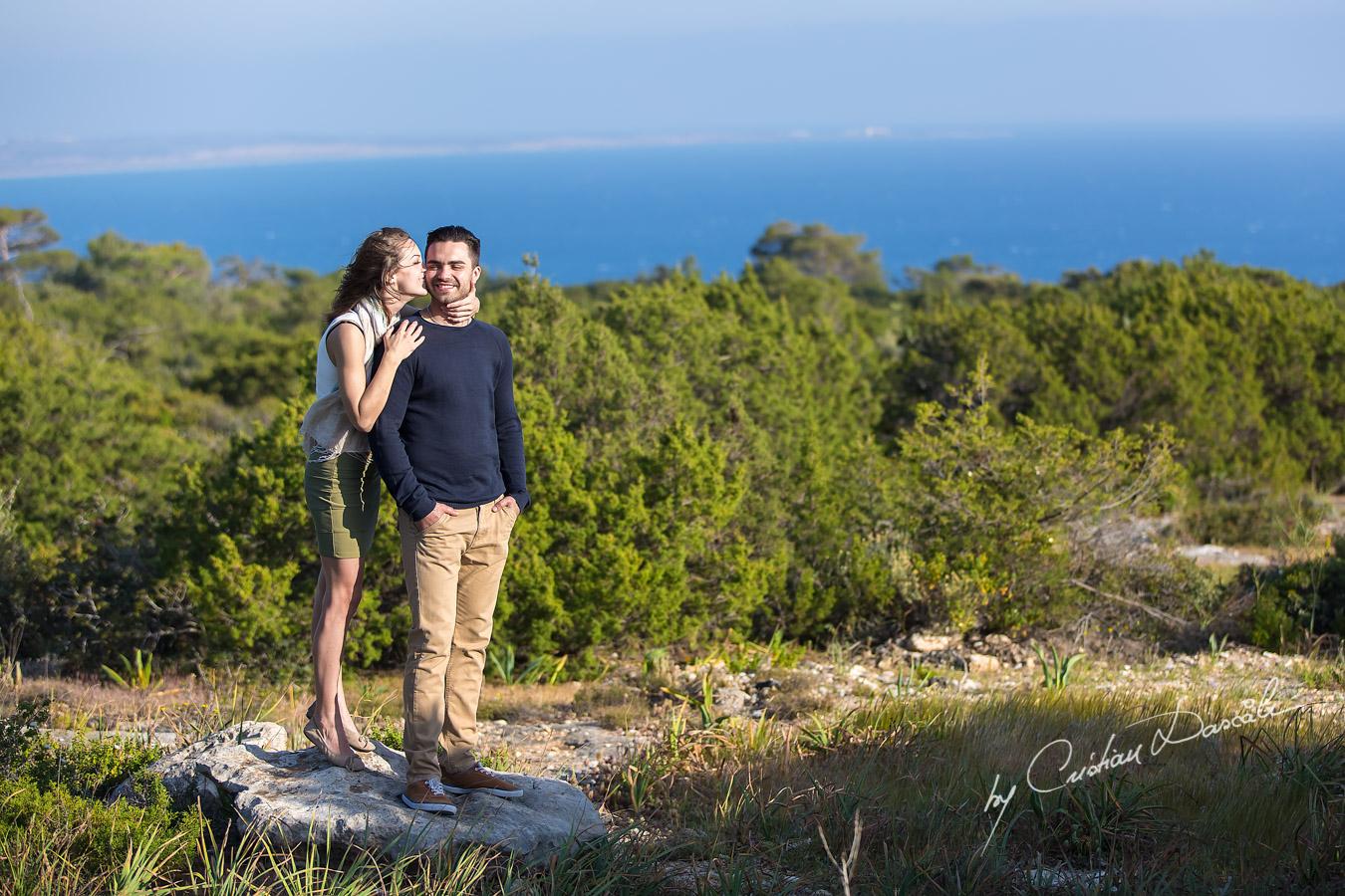 Love at first sight - Karen & Martins at Kurion Cyprus - 03