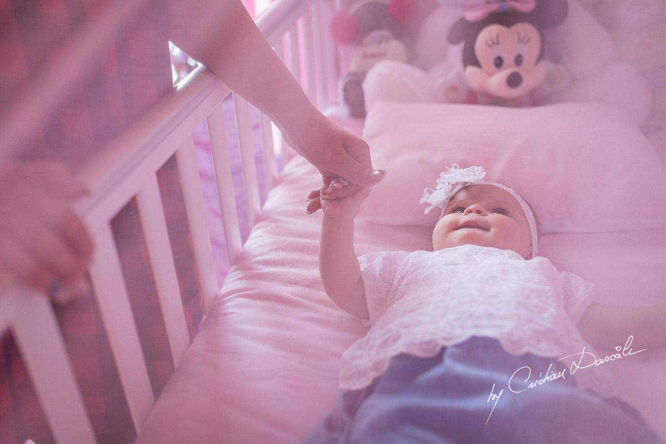 Heartwarming Christening in Limassol - Baby Melina Maria 04