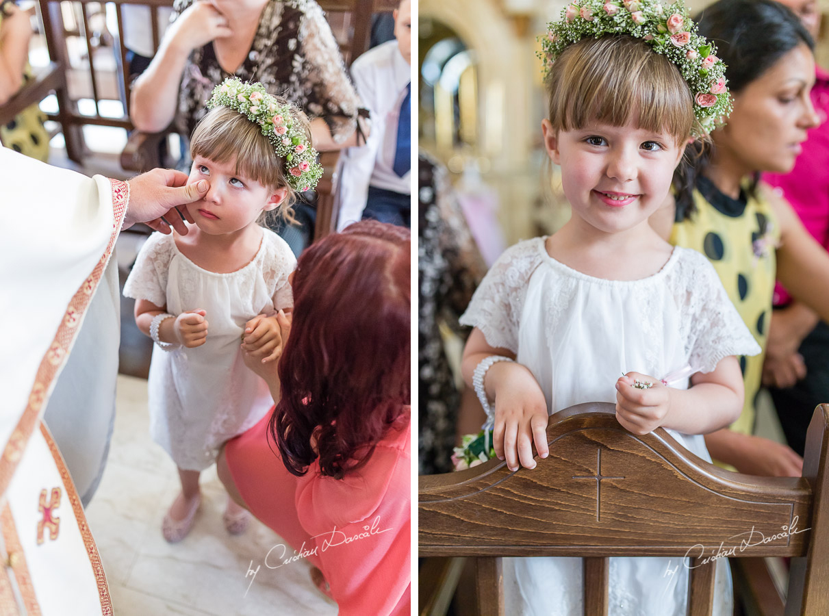 Heartwarming Christening in Limassol - Baby Melina Maria 14