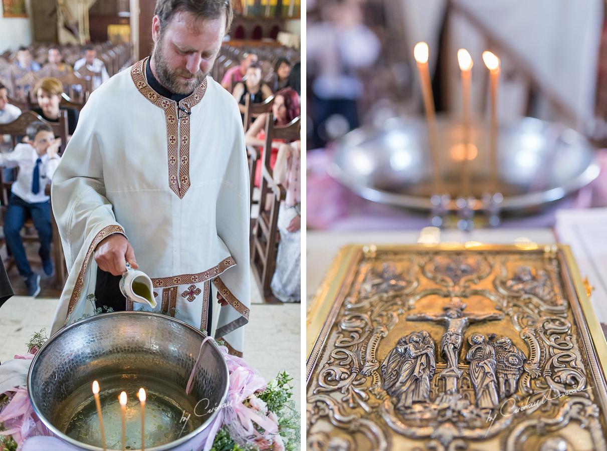 Heartwarming Christening in Limassol - Baby Melina Maria 16