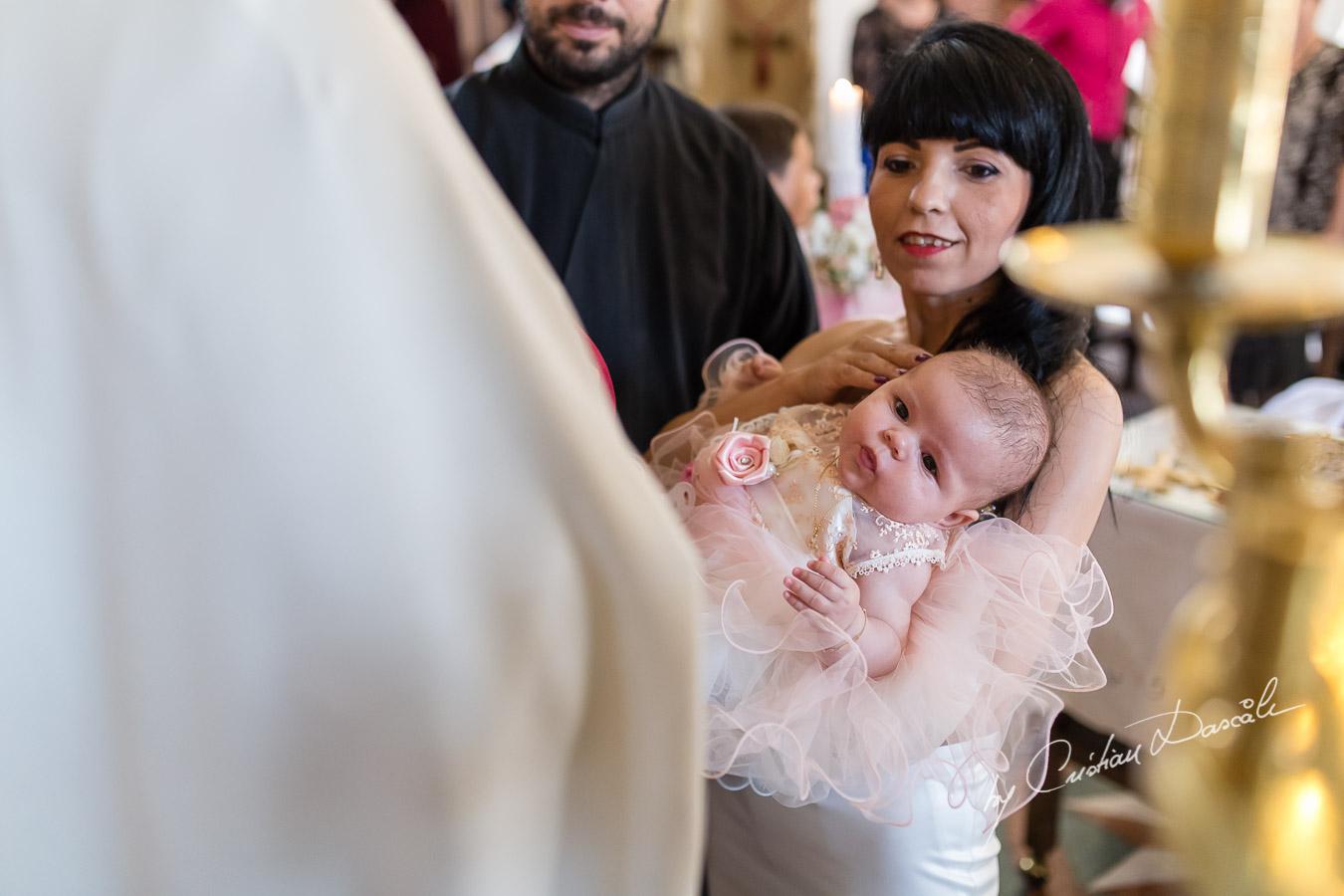 Heartwarming Christening in Limassol - Baby Melina Maria 19