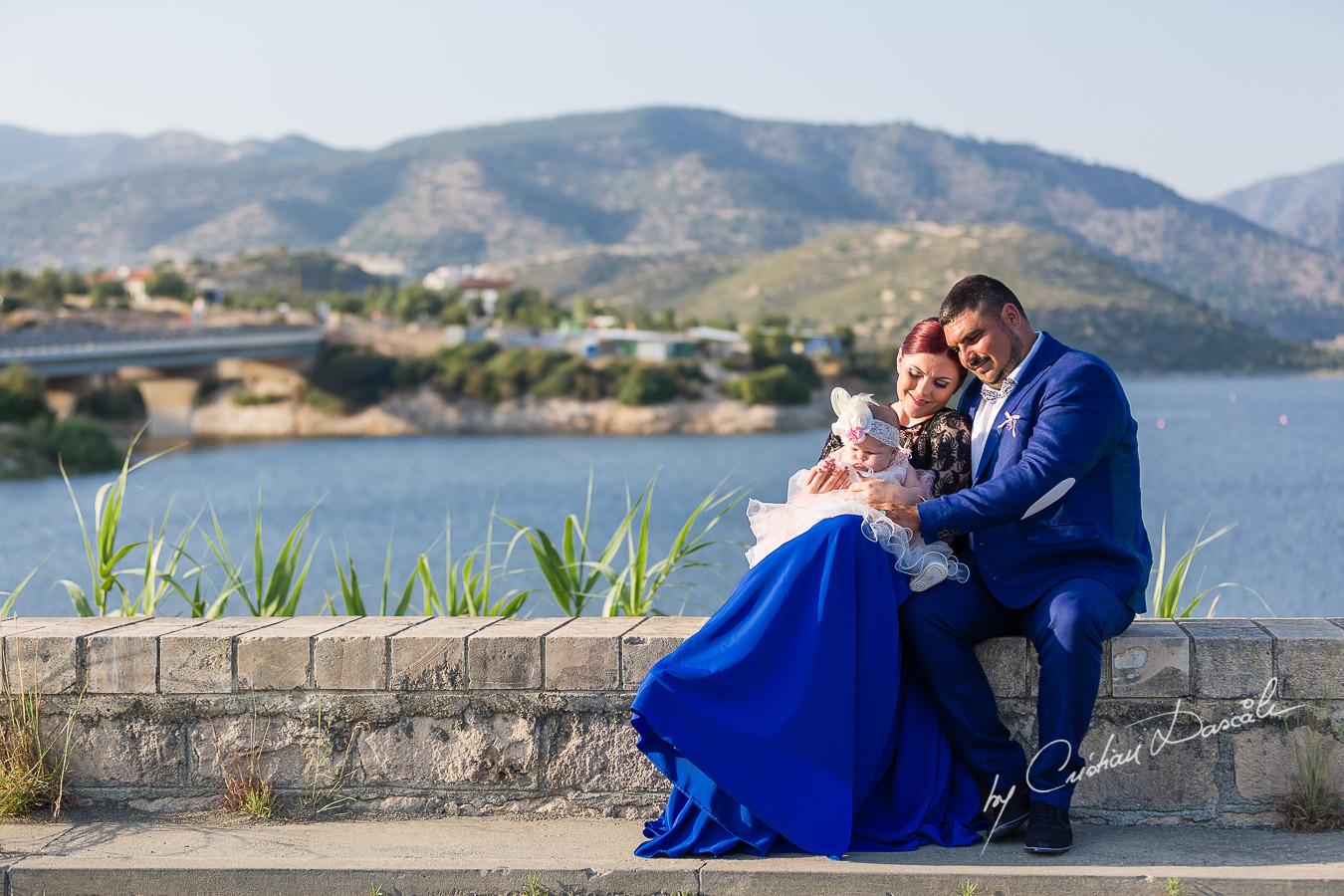 Heartwarming Christening in Limassol - Baby Melina Maria 20